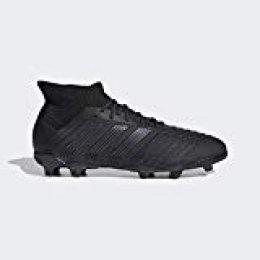 adidas Predator 19.1 FG J, Botas de fútbol para Niños