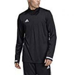 adidas T19 1/4 LS M Long Sleeved T-Shirt, Hombre
