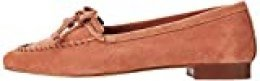 find. Moccassin Mocasines, Marrón Tan, 40 EU
