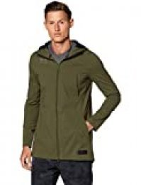 Under Armour Accelerate Terrace II Chaqueta, Hombre, Verde, XXL