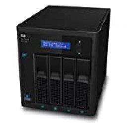 Western Digital My Cloud EX4100, NAS de Cuatro Compartimentos de 56 TB
