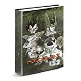 Dragon Ball Evil-Carpeta Anillas