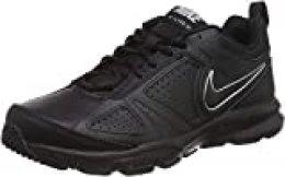 Nike T-Lite 11, Zapatillas de Cross Training para Hombre, Schwarz Black Black Metallic Silver, 43 EU