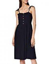 Vero Moda Vmaria SL Blk Dress Vestido para Mujer