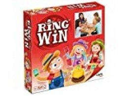 Cayro - Ring Win - Juego de Animales y Naturaleza - Juego de Mesa - Desarrollo de Habilidades cognitivas e Conciencia Corporal - Juego de Mesa (330)
