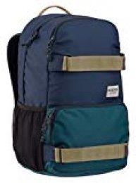 Burton Treble Yell Mochilas, Unisex Adulto, Dress Blue Heather