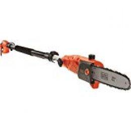 BLACK+DECKER PS7525-QS Motosierra telescópica (pértiga) 800W, espada de 25cm