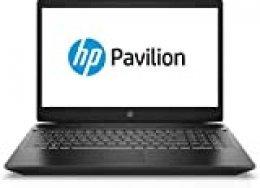 "HP Pavilion Gaming 15-cx0021ns - Ordenador Portátil 15.6"" FullHD (Intel Core i5-8300H, 8GB RAM, 256GB SSD + 1TBH HDD, Nvidia GTX 1060-3GB, Sin sistema operativo) Negro - Teclado QWERTY Español"