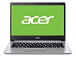 "Acer Aspire 5 - Ordenador Portátil de 14"" FullHD (Intel Core i5-10210U, 8 GB RAM, 1 TB SSD, UMA, Windows 10 Home) Plata, QWERTY Español"