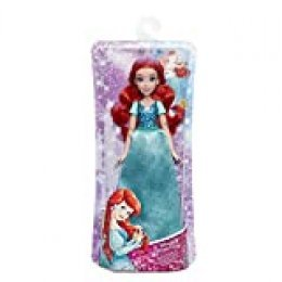 Disney Princess - Disney Princess Brillo Real Ariel (Hasbro E4156ES2)