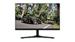 """Lenovo Legion Y27q - Monitor de 27"""" (Pantalla QHD/IPS, 2560 x 1440 pixeles, tiempo de respuesta de 1ms, HDMI+DP, FreeSync, 165 Hz), Color Negro"""