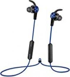 HUAWEI AM61 - Auriculares (Bluetooth, micrófono y botón de Control) Color Negro, Azul