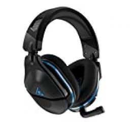 Turtle Beach Stealth 600 Gen 2 - Auriculares Gaming Inalámbricos - PS4 y PS5, Negro