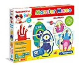 Clementoni Monster Memo, 16071
