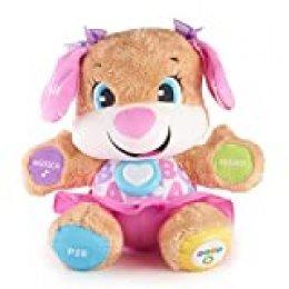 Fisher-Price - Peluche primeros descubrimientos, juguetes bebé 6 meses