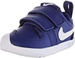 Nike Pico 5 (TDV), Gymnastics Shoe Unisex-Baby, Deep Royal Blue/White, 26 EU