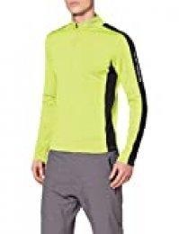 ICEPEAK Robin - Camisa para Hombre, Hombre, Camisa para Hombre, 457710584I, Verde Claro, Small