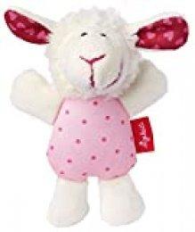 sigikid 41189 sonajero - Sonajeros (Rosa, Blanco, Sheep, Niño/niña, Poliéster, 12 mes(es), Lavado a máquina)