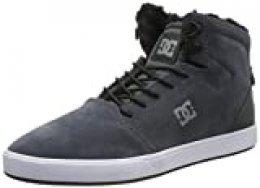 DC Shoes Crisis WNT - Zapatillas de Altura Media para Invierno - Hombre