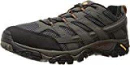 Merrell Moab 2 GTX, Zapatillas de Senderismo para Hombre, Gris (Beluga), 44 EU