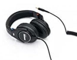 Shure SRH840 - Auriculares de Diadema abiertos, Negro, 10x10x10 cm