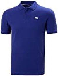 Helly Hansen Transat Polo, Hombre, Royal Blue, S