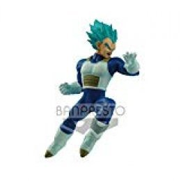 Banpresto Dragon Ball 26771 - Flight Fighting Figure - Super Saiyan Blue Vegeta, 16 cm