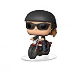 Captain Marvel - Figura Funko Pop - Carol Danvers en Moto