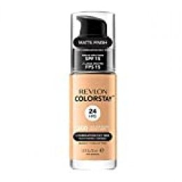 Revlon ColorStay Base de Maquillaje piel mixto/graso FPS15 (#300 Golden Beige) 30ml