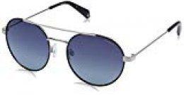 Polaroid PLD 6056/S Gafas de Sol, Multicolor (Blk Ruth), 55 Unisex Adulto