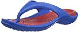 Crocs Athens, Chanclas Unisex Adulto, Azul (Blue Jean/Pool 4io), 46/47 EU