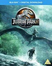 Jurassic Park Iii - 2018 Resleeve [Edizione: Regno Unito] [Reino Unido] [Blu-ray]