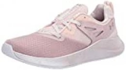 Under Armour UA W Charged Breathe TR 2, Zapatillas Deportivas para Interior para Mujer, Gris (French Gray/Dash Pink/Hushed Pink), 38 EU