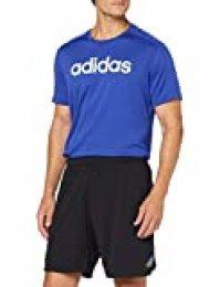 adidas 3s Chill Short Pantalones Cortos de Deporte, Hombre, Black, L