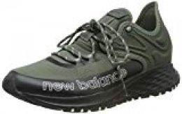 New Balance Fresh Foam Trail Roav, Zapatillas de Running para Asfalto para Hombre, Verde (Green Green), 40 EU