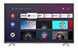 """Sharp 40BL5EA - TV Android 40"""" (4K Ultra HD, 4 x HDMI, 3 x USB, Bluetooth), color negro"""