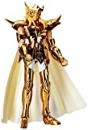 BANDAI Saint Seiya Figura Articulada, Color Dorado, 18 cm (BDISS968388)