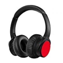 Docooler BH90 Wireless ANC BT CSR 4.1 Auricular cancelación de Ruido Activa Auriculares estéreo Plegable Over-Ear Bass música Auriculares Manos Libres con micrófono 3,5 mm Port