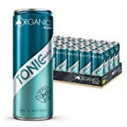 Organics By Red Bull Tonic Water - 24 de 250 ml. (Total 6000 ml.)