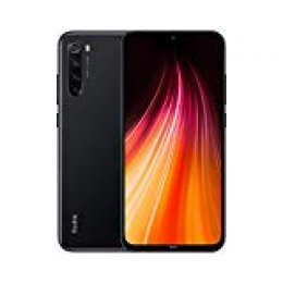 "Xiaomi Redmi Note 8 Smartphone, 3G 32G Mobilephone,Pantalla Completa de 6.3 "",Procesador Snapdragon 665 Octa Core,4000 mAh,Quad Cámara(48MP + 8MP + 2MP + 2MP) Versión Global (Negro)"