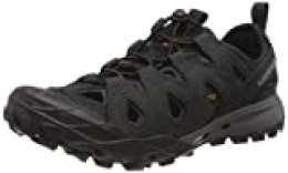 Merrell Choprock Leather Shandal, Zapatillas Impermeables para Hombre