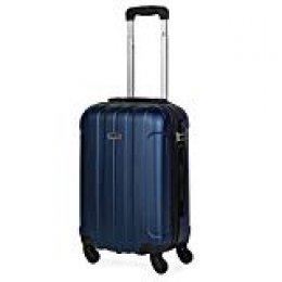 ITACA - Maletas de viaj Cabina Mediana Grande Rígidas 4 Ruedas ABS Lisa. Pequeña Equipaje de Mano. Cómodas y Ligeras. Low Cost Ryanair 771150