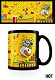 Pyramid International Super Mario - Heat Changing Mug Gold Coin Rush, 320 ML