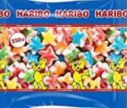 Haribo Estrellas Tricapa - 1 Paquetes de 1 x 1875 gr - Total: 1875 gr