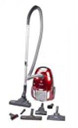 Hoover TE-75 - Aspiradora (700 W, A, 27 kWh, Aspiradora cilíndrica, Bolsa para el polvo, 3,5 L)