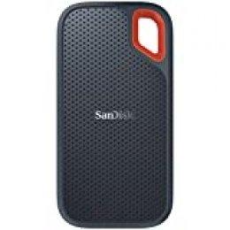 SanDisk Extreme SSD portátil 250GB - hasta 550MB/s Velocidad de Lectura