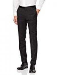 HUGO Hetons Pantalones, Negro (Black 001), 105 (Talla del Fabricante: 90) para Hombre