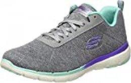 Skechers Flex Appeal 3.0, Zapatillas para Mujer