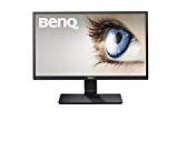 "BenQ GW2270H - Monitor de 21.5"" Full HD (1920x1080, 16:9, panel VA, tiempo de respuesta 5ms,  HDMI 1.4 x2, VGA, contraste nativo 3000:1, VESA, Eye-care, Flicker-free, antireflejo), Color Negro"