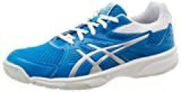 Asics Upcourt 3, Squash Shoe Womens, Directoire Blue/Pure Silver, 39.5 EU